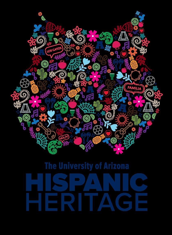 Hispanic Heritage Vertical logo