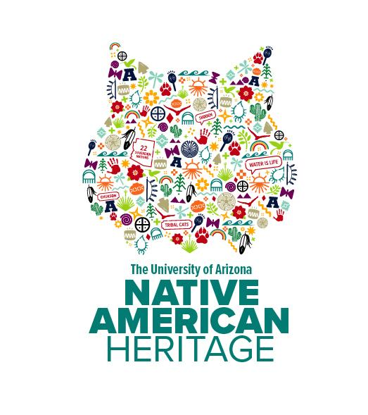 Native American vertical logos