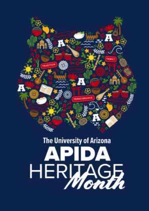 APIDA logo stacked